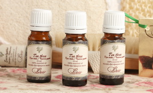 Beauty Shop Essential oil Tea three 305x185
