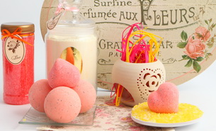 Bath bomb 305x185 Beauty Shop Vintage