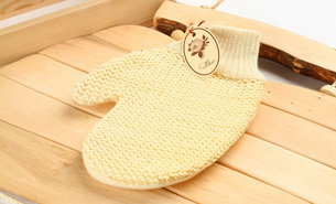 RS 135  Sisal mitt 305x185 Beauty Shop